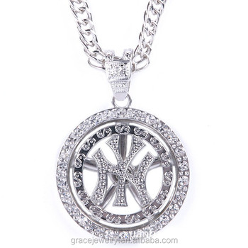 Mens white gold hip hop chain ny pendant of necklaces buy men mens white gold hip hop chain ny pendant of necklaces aloadofball Choice Image