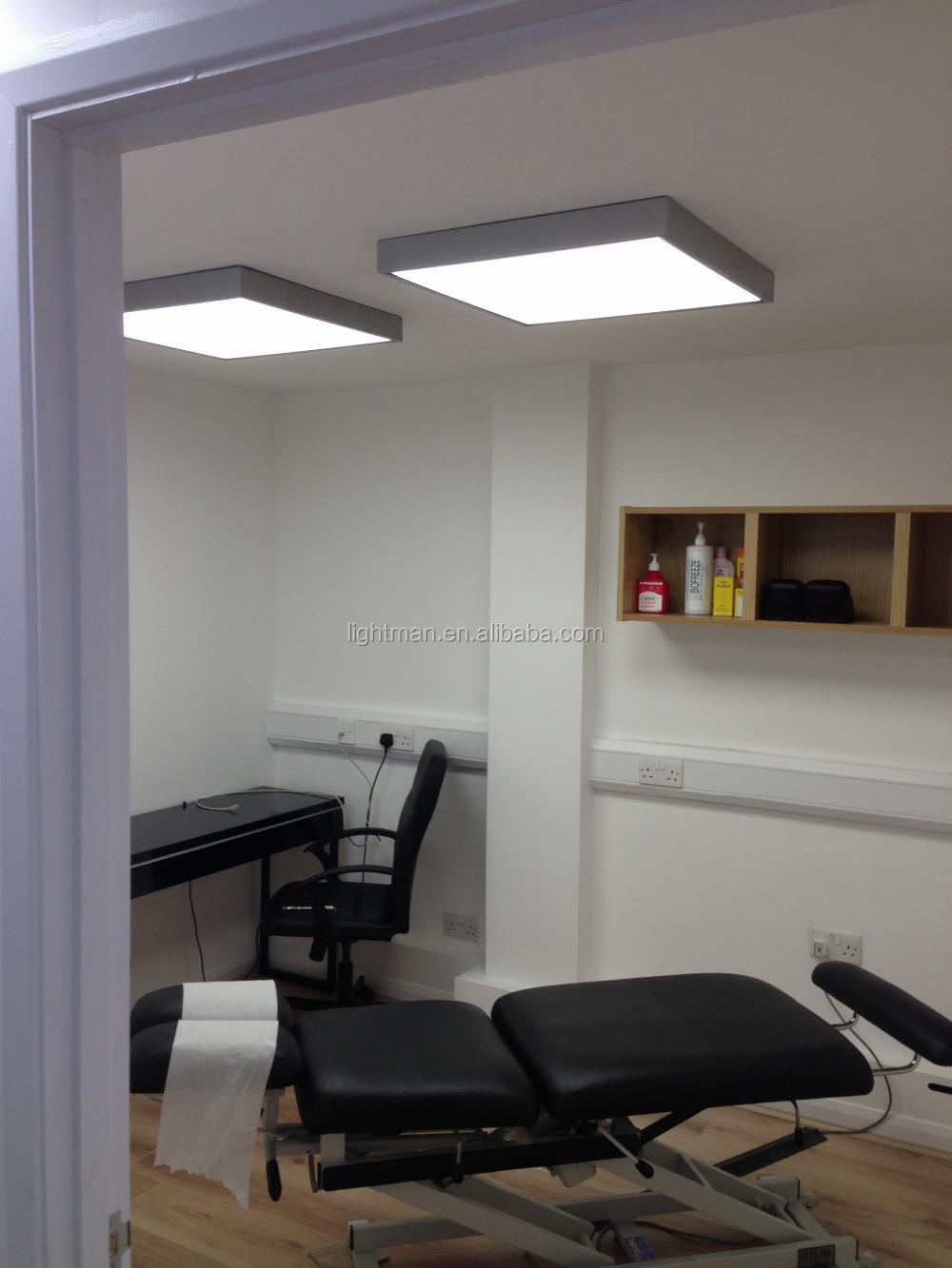 60x60 surface ceiling mount frame kit for led light panel 600 600