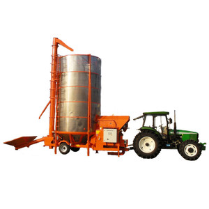 stable quality agricultural paddy maize dryer machine