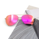 Metal uv400 polarized sunglasses aviation sunglasses