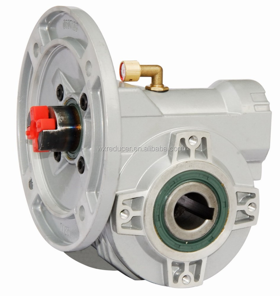 Gearbox with Output Flange for Motor Cheap Gearbox Prices , Reduction Gearbox for Sale