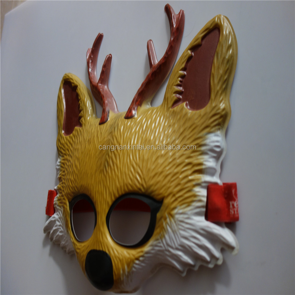 2018 ceramic masquerade masks