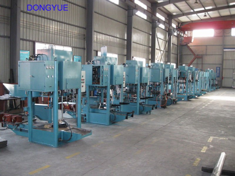 Dongyue Group QT8-130T automatic terrazzo tile making machine for sale