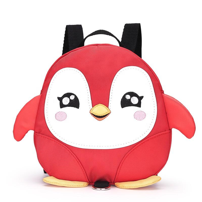 65c99037cad Kids Peuters Pinguïn Rugzak met Veiligheid Leash voor Jongens Meisjes Mode  Kind Safty Harness Rugzak Tas