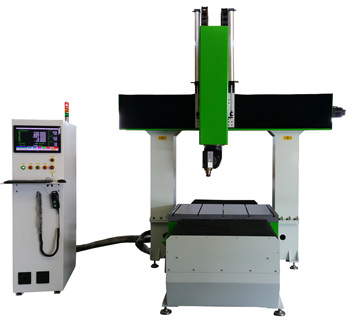 5 axis stone cnc router syntec controller 5-axis  machine  for furniture working