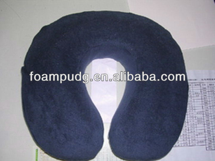 free shipping memory foam in U shape
