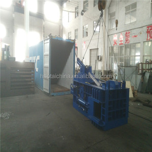 400Tons automatic hydraulic metal scrap shear baler for sale / Automatic Hydraulic Scrap Metal Steel Car Shear Baler