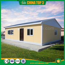Small Cheap Log Cabin Prefabricated Wooden House Modern Design Villa
