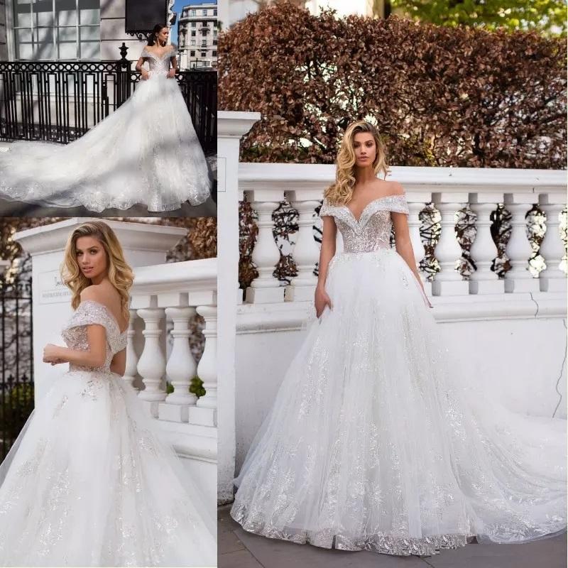 ASA0618 Gorgeous Wedding Dresses Off
