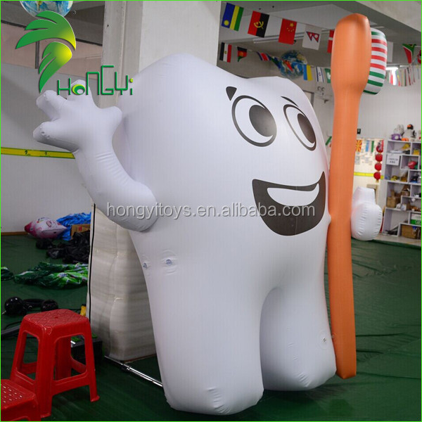 inflatable tooth balloon (3)