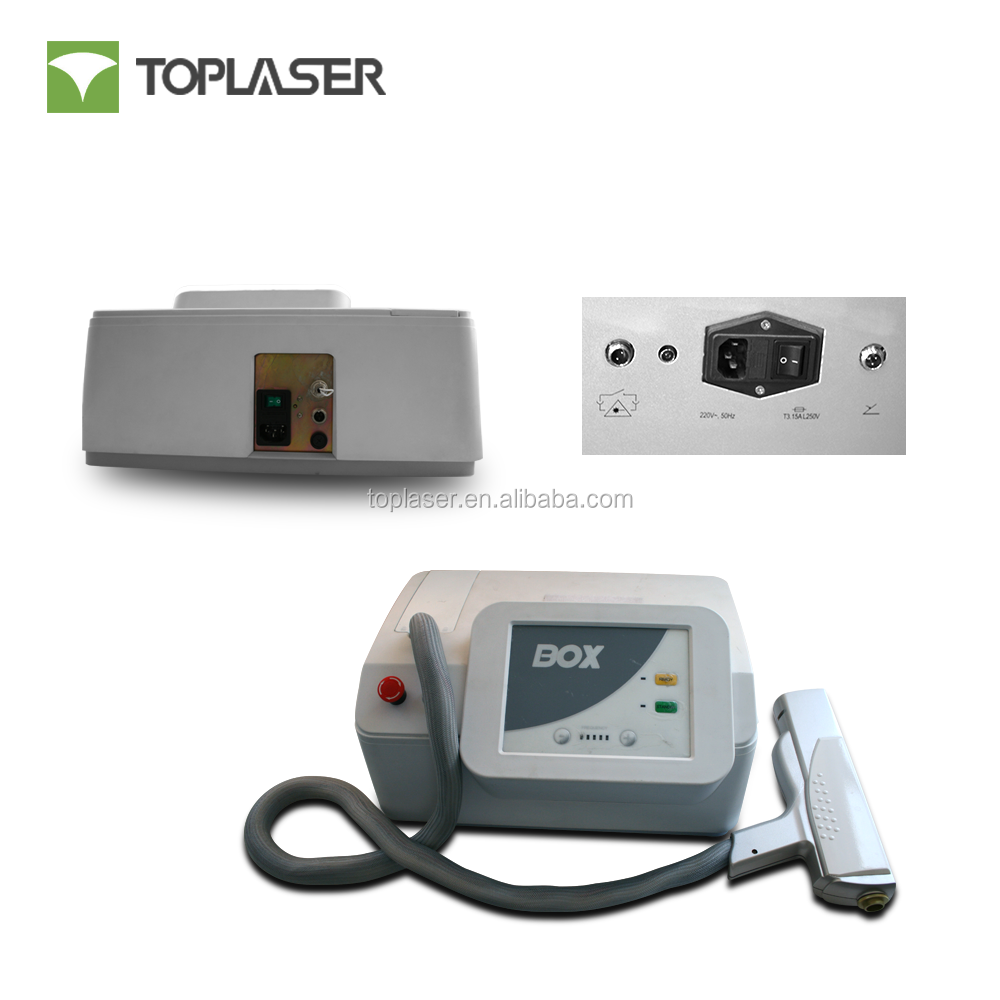Best selling 1-5Hz nd yag laser 1064nm 532nm for hyperpigmentation treatment