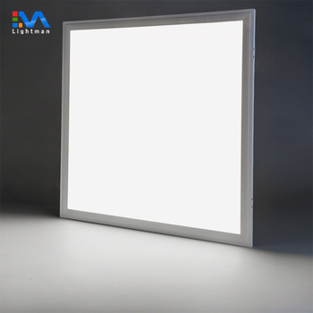 Shenzhen office home hospital ceiling lighting 36w 40w 600x600 60x60 led panel light