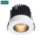Commercial Hotel Ip44 Ip54 7W 8W 9W 10W 11W 12W Ce Rohs Saa Deep Anti-Glare Pinhole Dali Dimmable Recessed Cob Led Downlight