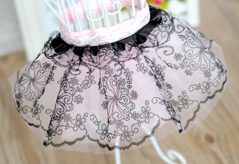 Бесплатная Доставка! весной и Летом Стекаются кружева pet юбки собака свадебное платье щенок одежда