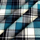 100% cotton plaid yarn dyed checked plaid casual shirt fabric for school uniform