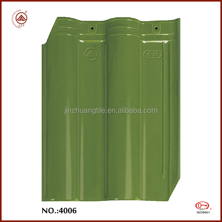Big Selling new material interlocking clay roof tiles