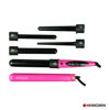 professional electric mini 5 interchangeable rods Adjustable Temperature Hair Straightener