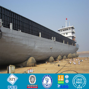Ship/marine lift and landing rubber airbag manufacturer