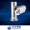 700TVL 23X Analog Stainless Steel Explosion-proof PTZ CCTV Camera