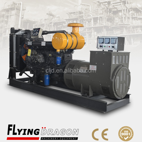 100kw diesel generator power plant dynamo with weichai WP6D132E200 electric engine at cheap price
