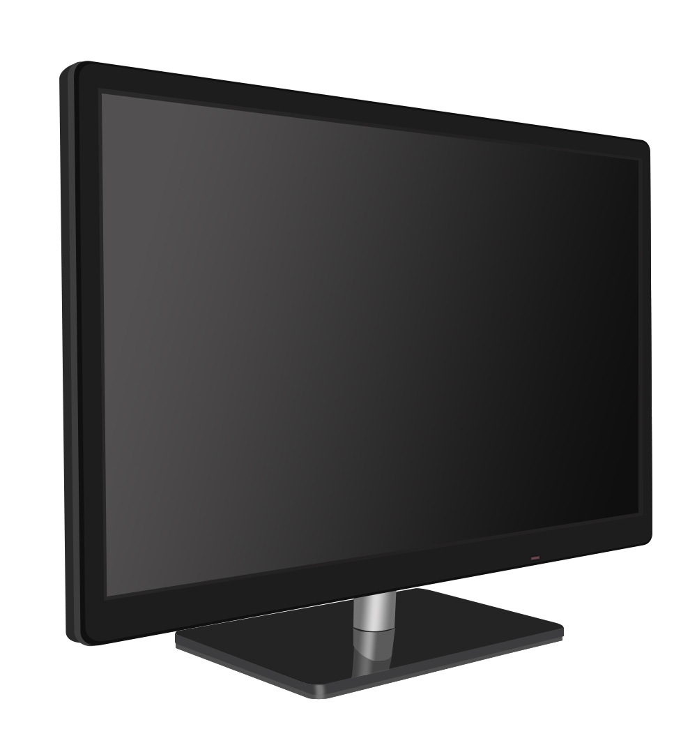 Top Sale 21.5 inch led computer 1080P Monitor with 12V