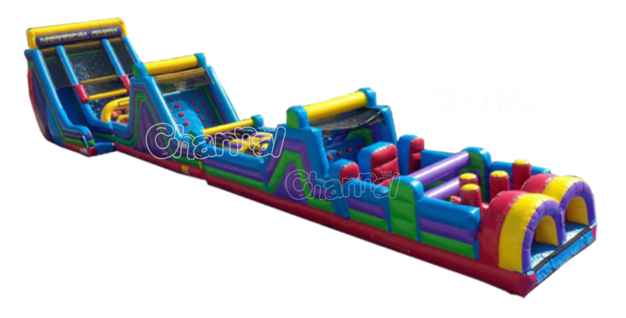 Xtreme-Rush Inflatable Obstacle run  inflatable obstacle course for sale