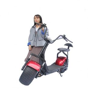 1000w off Road adult Electric scooter with double seat for sale