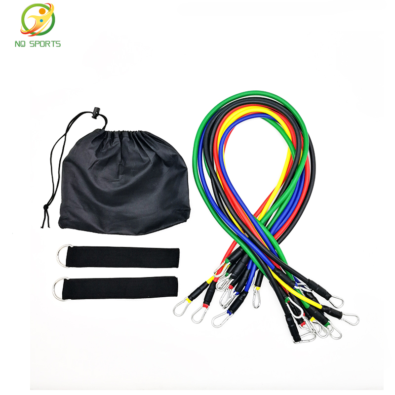 home gym equipment the latex strength resistance bands fitness expander