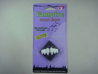 scary halloween party vampire fangs,vampire teeth toys