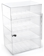 Clear <span class=keywords><strong>아크릴</strong></span> 수조 display case/캐비닛 와 4 선반 및 locking 문