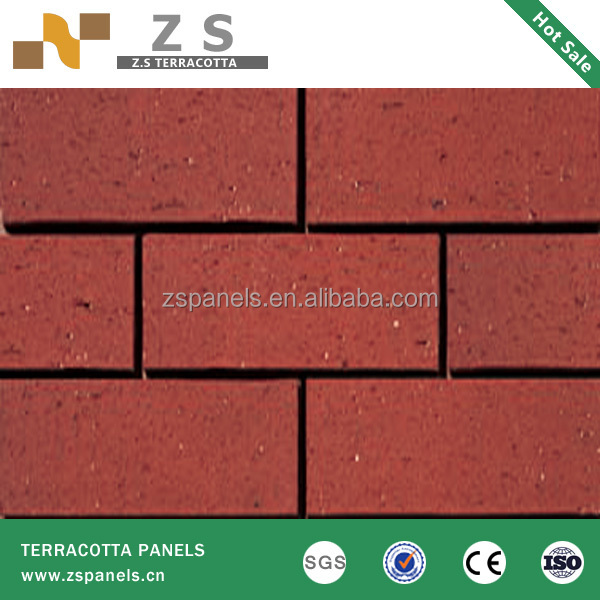 Terracotta Cladding Tile Decorative Brick Wall Product On Alibaba