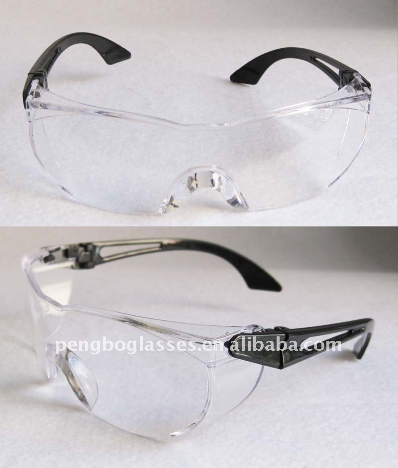 ballistic goggles,new eye protection,light-weight safety specs with CE EN166 & ANSI Z87+ (sample charge free)