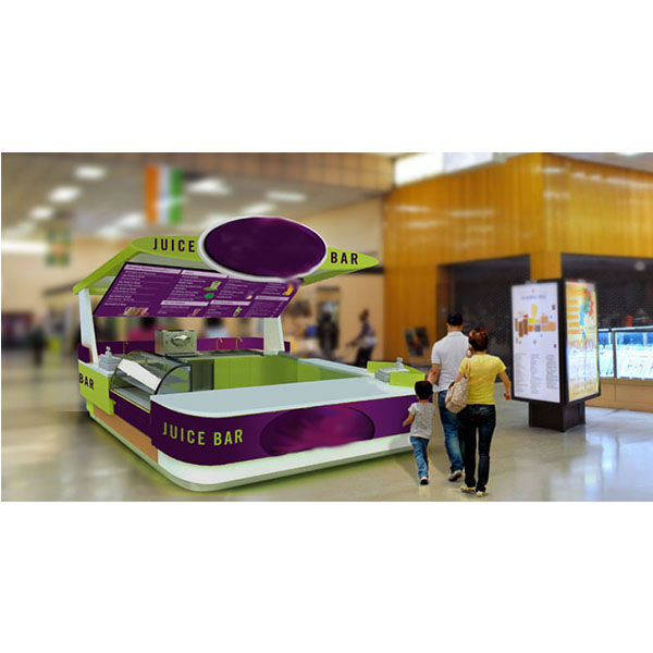 mall kiosk ideas,coffee kiosk,juice bar design Alibaba.com
