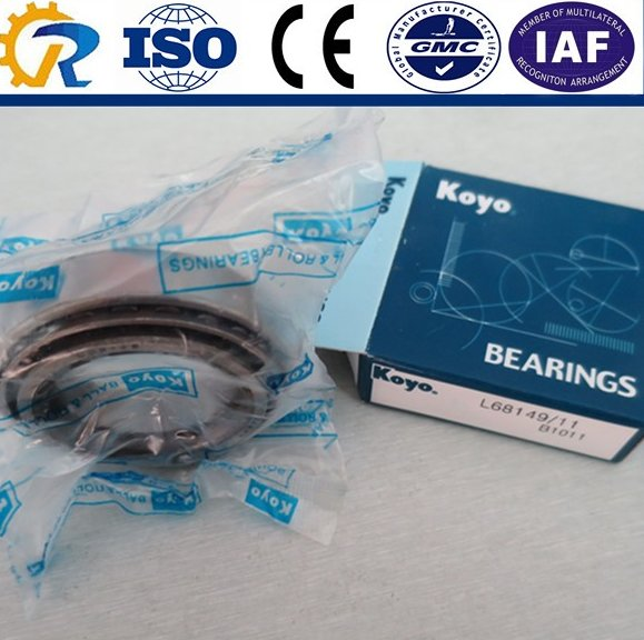 Factory Direct Single Row Tapered Roller Bearing L68149/11 for motorcycle