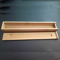 2016 Hot seliing exquisite wooden box for incense store and burning on good sale