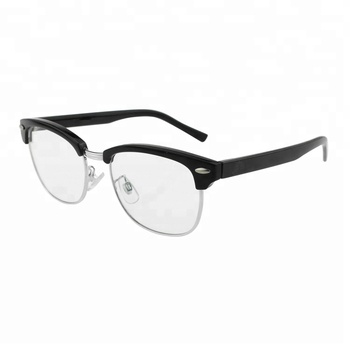 Hot popular polarized men women half frame metal fashion sun glasses