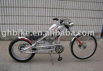 gas online petro oil motorbike Chopper Bike