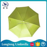 High quality Windproof Sunshade Aluminum Straight dog print umbrella