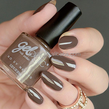 Totally Taupe Swatch Nail Lacquer Fashion Hippie Style Made Up Products Polish 9 5ml