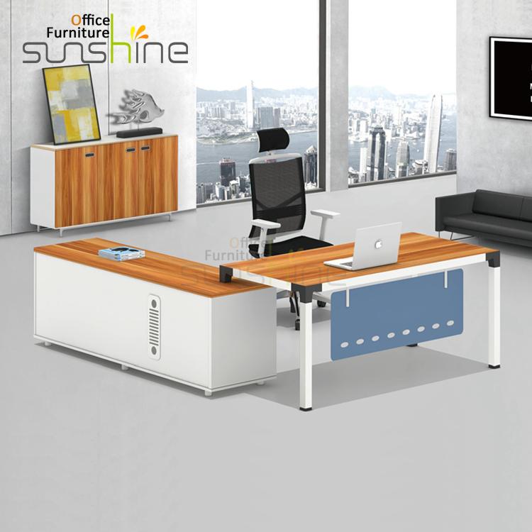 Modern Design Square Tube Steel Table Frame For Office Table