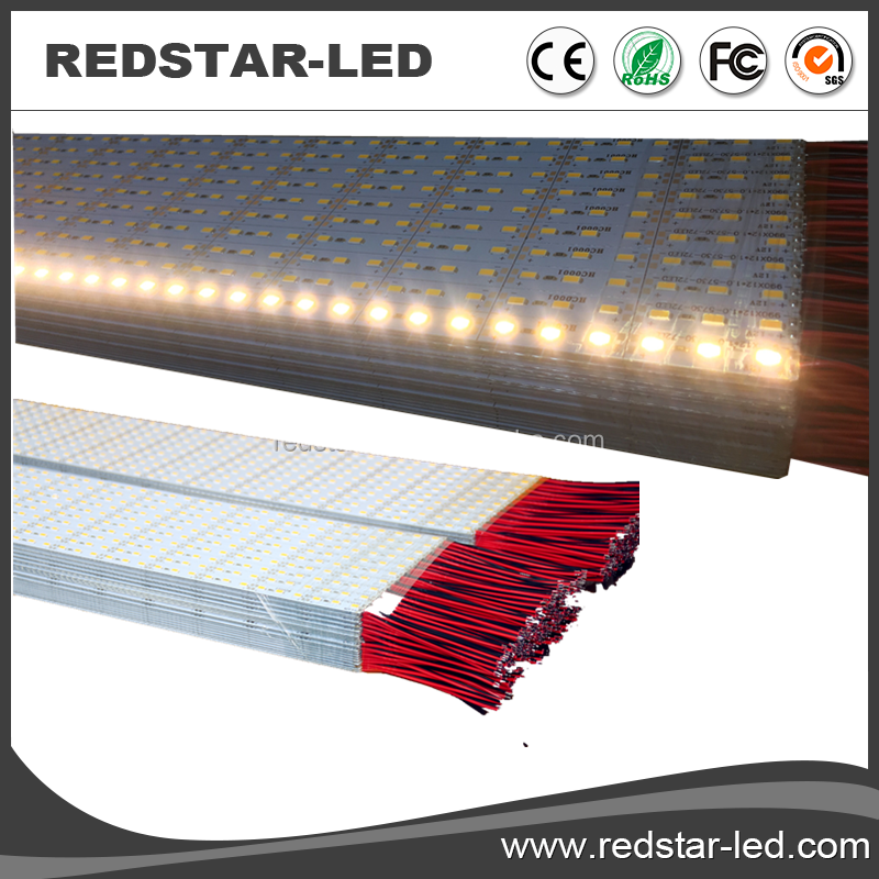 Professional Indoor 5630 Led Bar Light White Warm White Smd Rigid Light Cabinet Led Emergency Aluminium Led Strip Bar