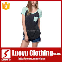 cutom online shopping t shirt for wholesale