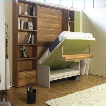 Amazing Modern Space Saving Furniture Foldable Bed Hidden Wall Bed Murphy Bed With Sofa View Hidden Wall Bed Matrix Space Product Details From Matrix Download Free Architecture Designs Scobabritishbridgeorg