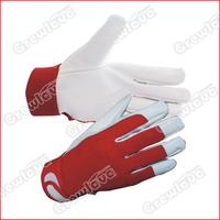 2016 Genuine Pig Grain Leather Winter Gloves