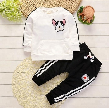 2019 new style Boy Clothing Sets New Design Kids Boy Wear Set