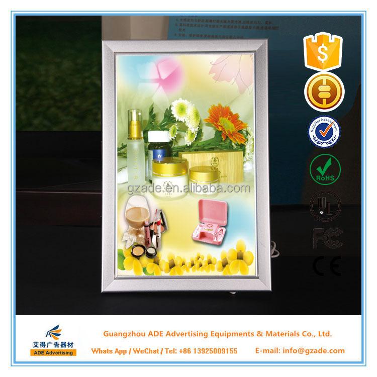 Finden Sie Hohe Qualität Werbeplakatrahmen Hersteller und ...
