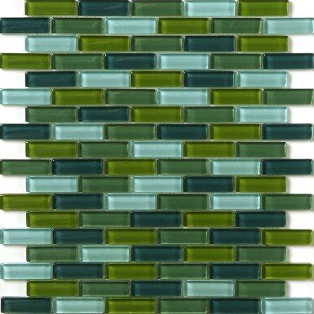Azulejos de mosaico de vidrio mosaicos identificaci n del - Azulejos de cristal ...