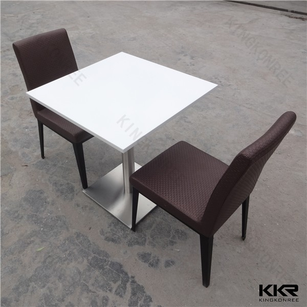 Shop Table: Square Pedestal Dining Table,Coffee Shop Tables And Chairs
