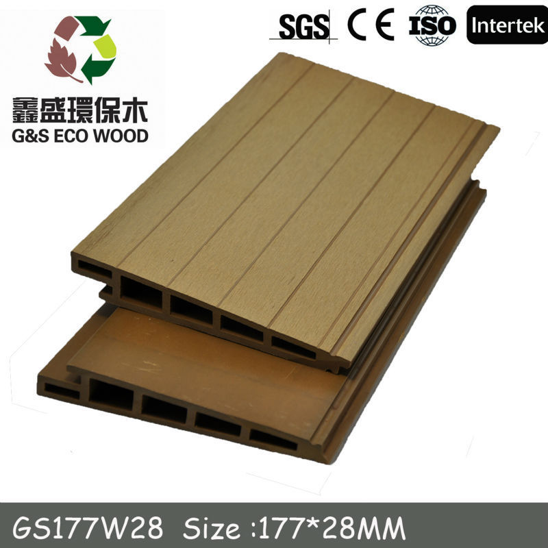 2014 WPC ,WPC wall panel /WPC Decking Manufacturer