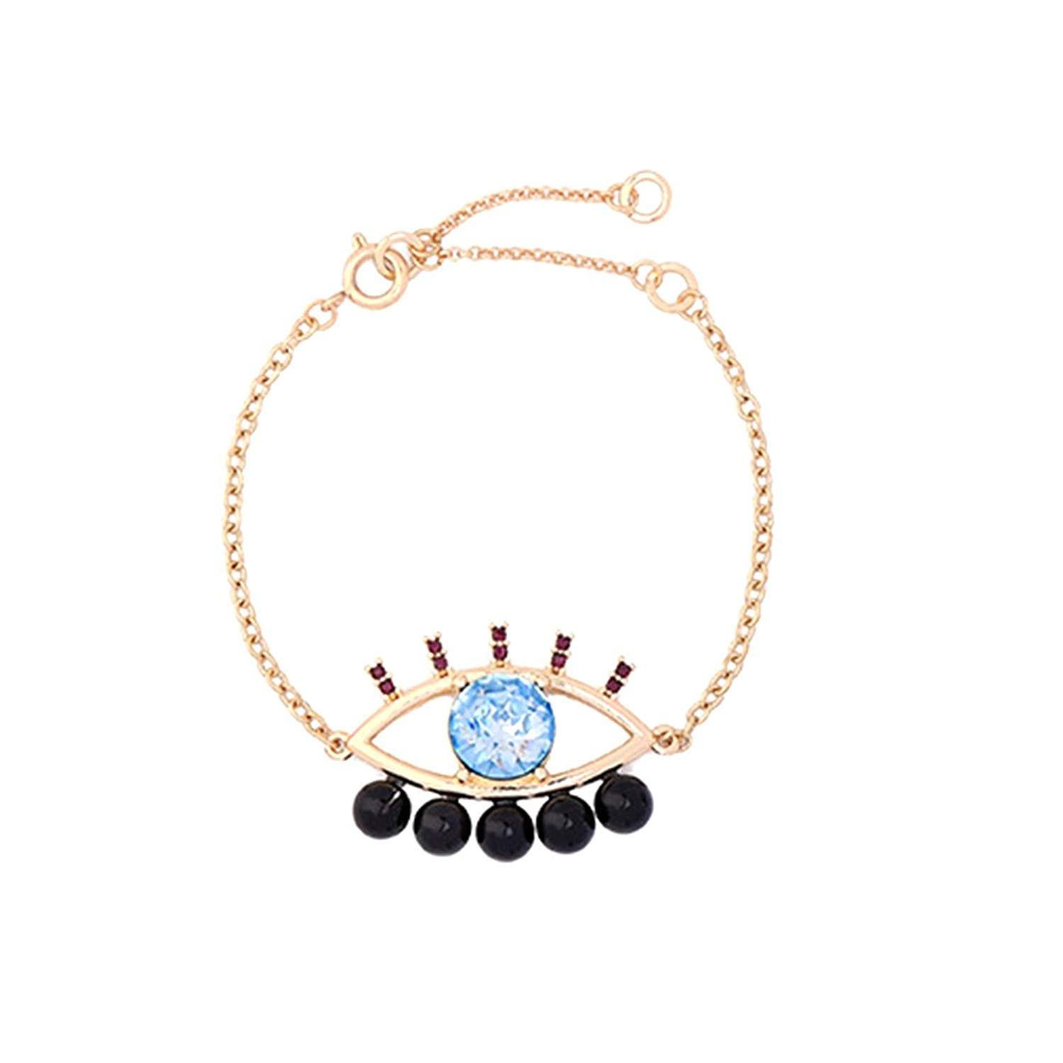 Get Quotations Ragbear Evil Eye Bead Bracelet Meaning Bracelets From Greece Crystal